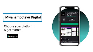 Mwanampotevu Digital App